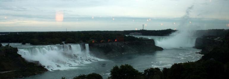 Horseshoe Falls - New York City