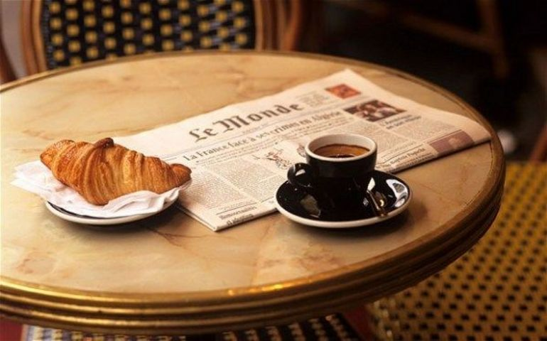 How to start your day - Paris