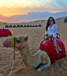 Getting ready for my short camel ride!, vbellanti - October 2016