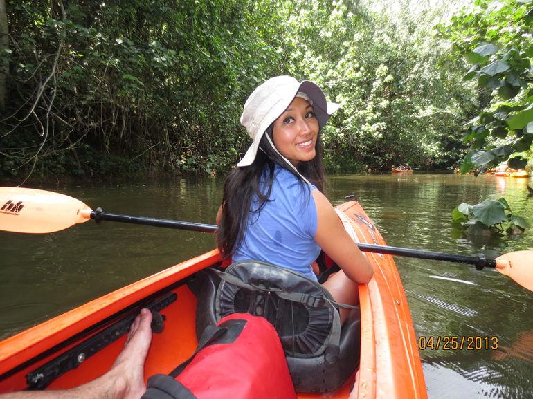kayaking - Kauai