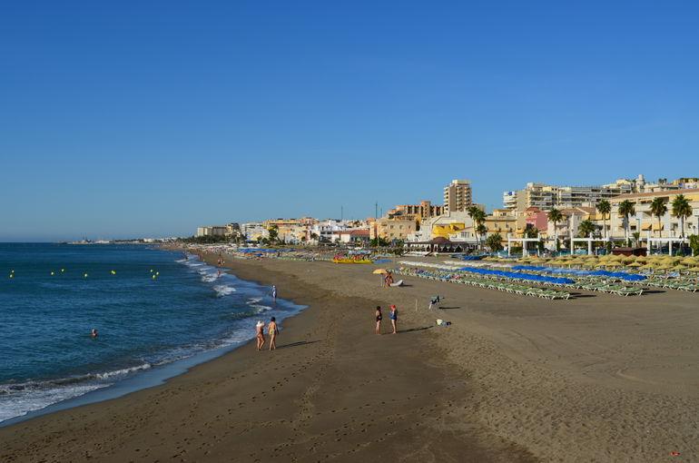 La Carihuela Beach - Malaga