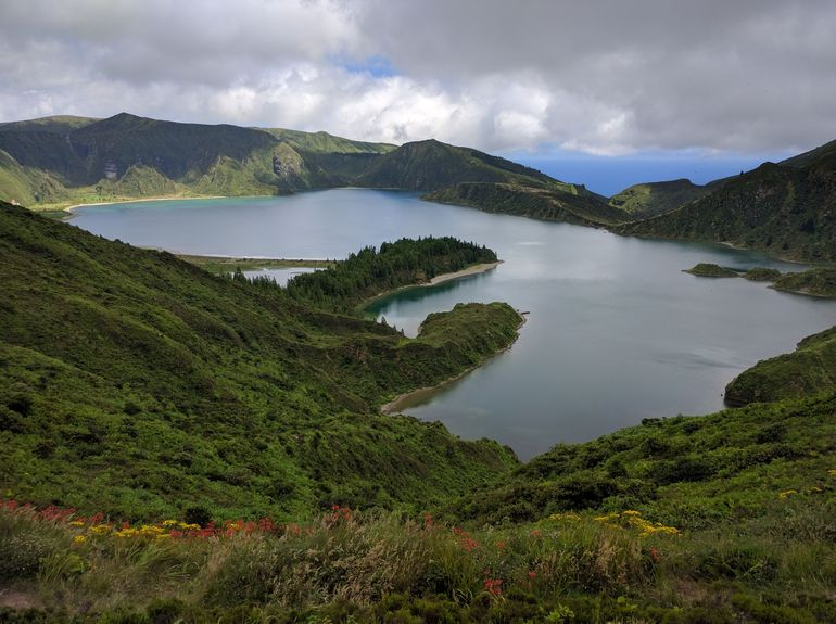 São Miguel West Full Day Tour with Setes Cidades Including Lunch