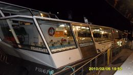 This is the cruise which took me along Seine River, Tin Zar W - February 2010