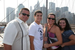 Photo by Marc, Brooklyn Bridge , Serena G - September 2011