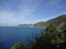 Caminho a pé de Manarola a Corniglia , Christiane M - October 2014