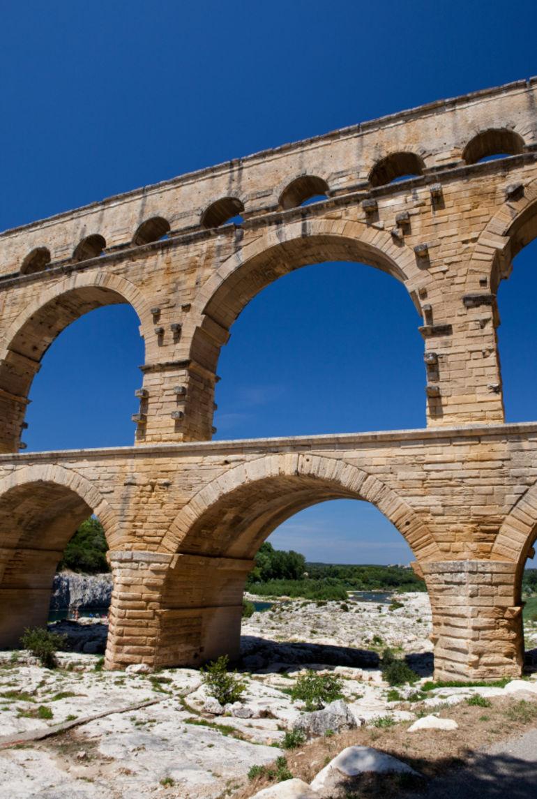 Pont Du Gard Bridge - Avignon
