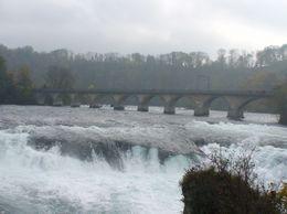 Rhine Falls, Rajesh S - November 2008