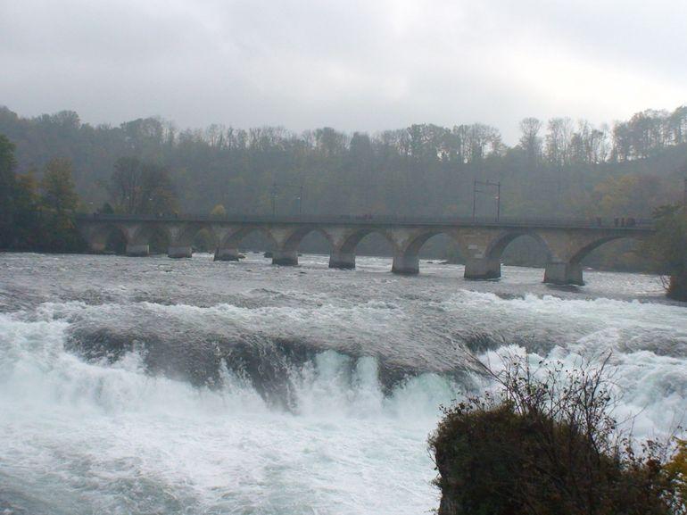 Rhine Falls Origin - Zurich