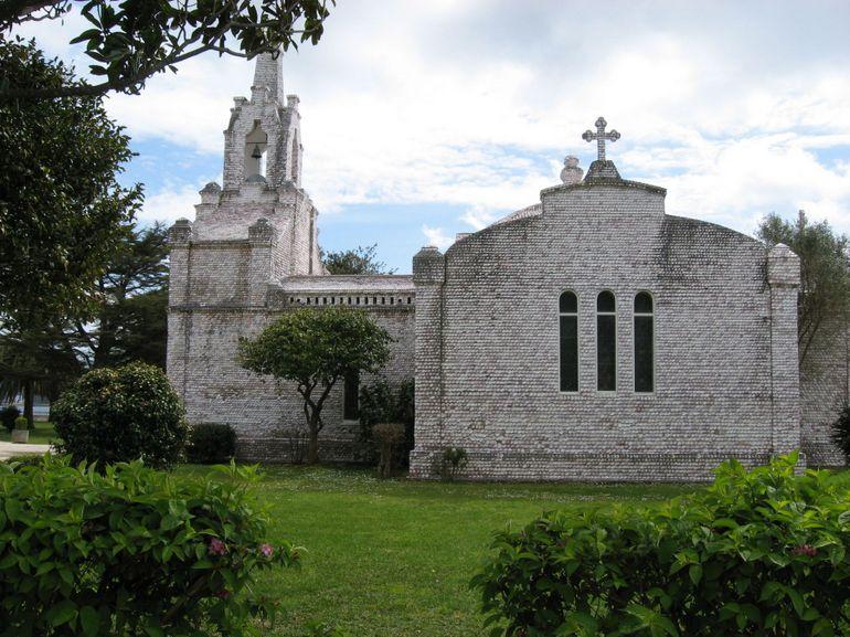 Shell Church - Santiago de Compostela