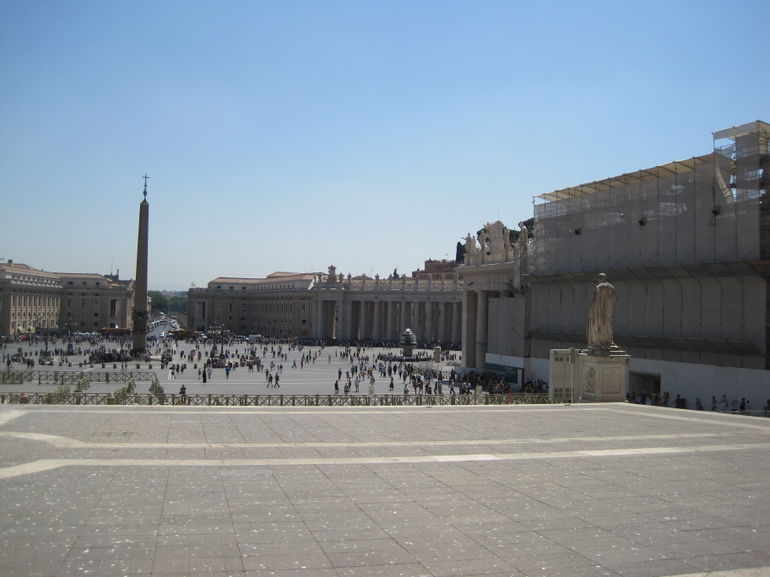 St. Peters Square - Rome