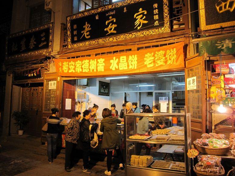 Stall - Xian