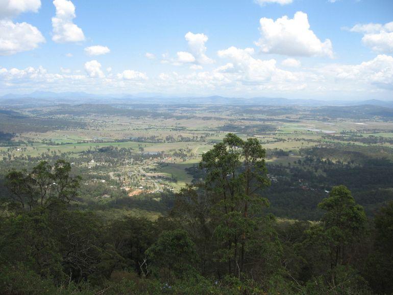 View from Tamborine Mountain - Gold Coast