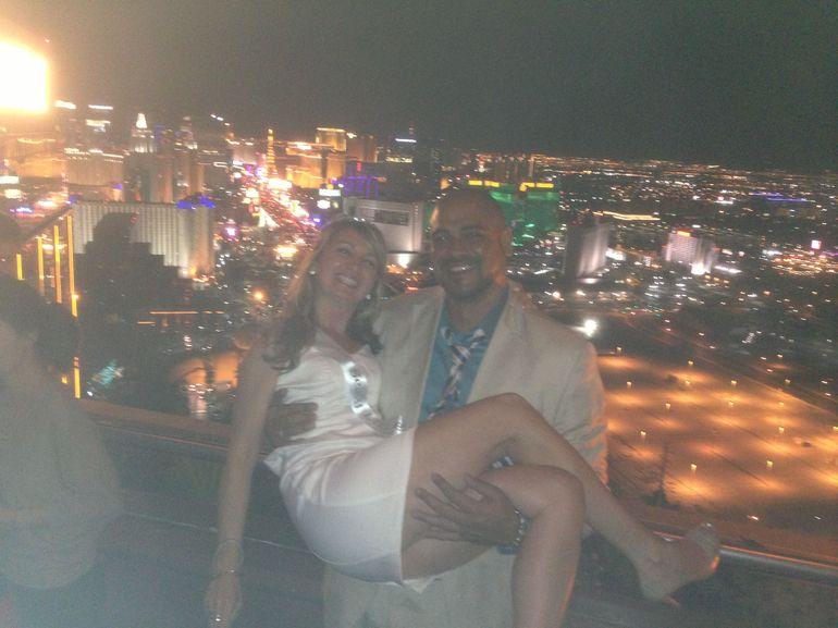 What a view! - Las Vegas