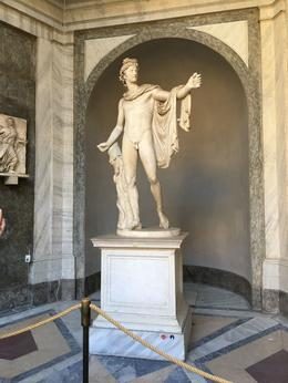 Apollo del Belvedere 1508 , David M - August 2017