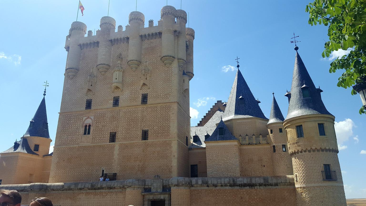 MAIS FOTOS, Avila and Segovia Guided Tour with Optional Lunch