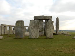 Stonehenge in the afternoon. , James G - January 2018