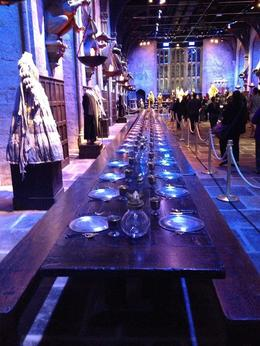 The great hall is amazing , Roshy - January 2018