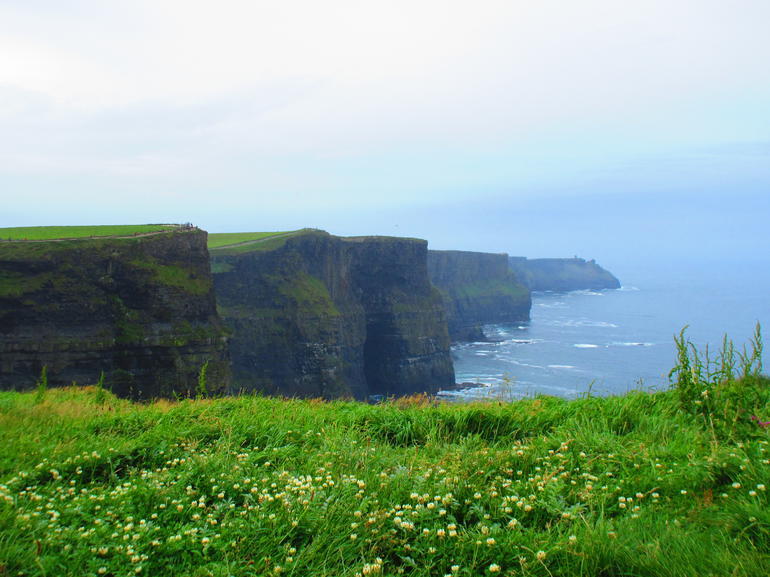 Cliffs of Moher Day Trip from Dublin