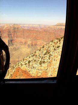 Grand Canyon South Rim, Mo Burns - June 2011