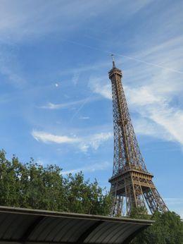 The Eiffel Tower May 27th, 2015 , Rachel B - June 2015