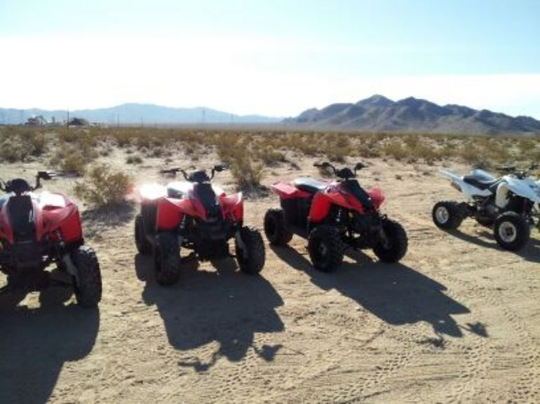 ATV Ride - Las Vegas