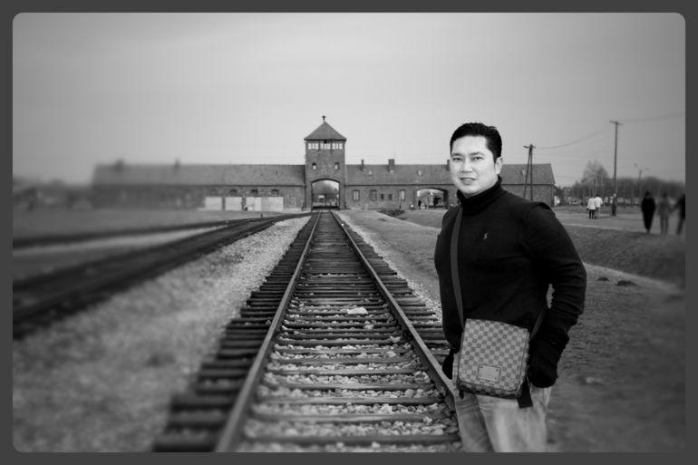 Auschwitz-Birkenau January 07 2014 - Krakow