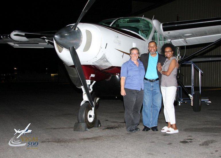 Before our Flight - Las Vegas