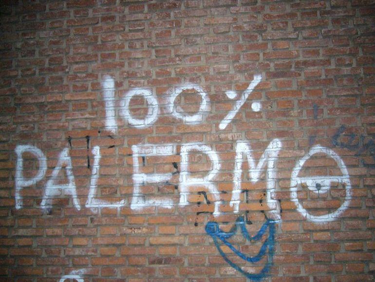Buenos Aires Graffiti Art - Buenos Aires