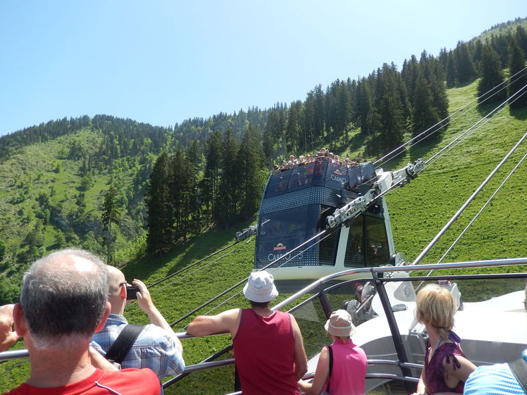 Day Trip to Lucerne and Mount Stanserhorn Including CabriO Cable Car Ride photo 17