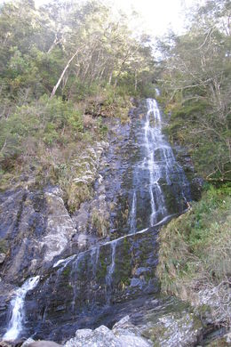 Waterfall., Tighthead Prop - March 2014