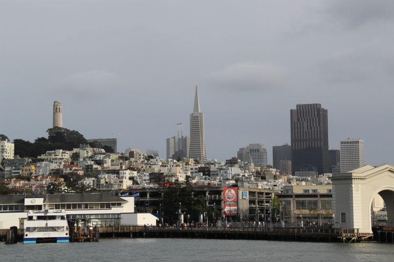 Downtown San Francisco - San Francisco
