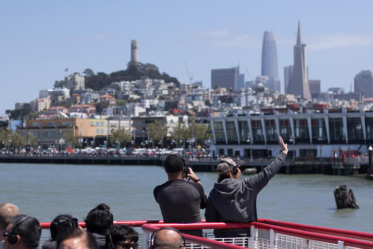 Straight to the Gate Access: Golden Gate Bay Cruise photo 18