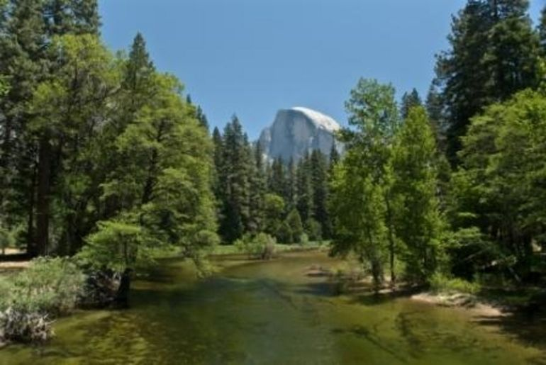 Half Dome, Yosemite - San Francisco