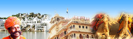Tour to luxury rajasthan. Offer special rajasthan tour packages for tours of rajasthan tourist places. Also book golden triangle tours, rajasthan historical, desert, fort and palaces tours with ... , tirupatiholidays - March 2011
