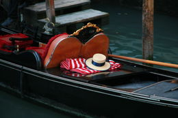 My favorite picture of a gondola. , russos - September 2011