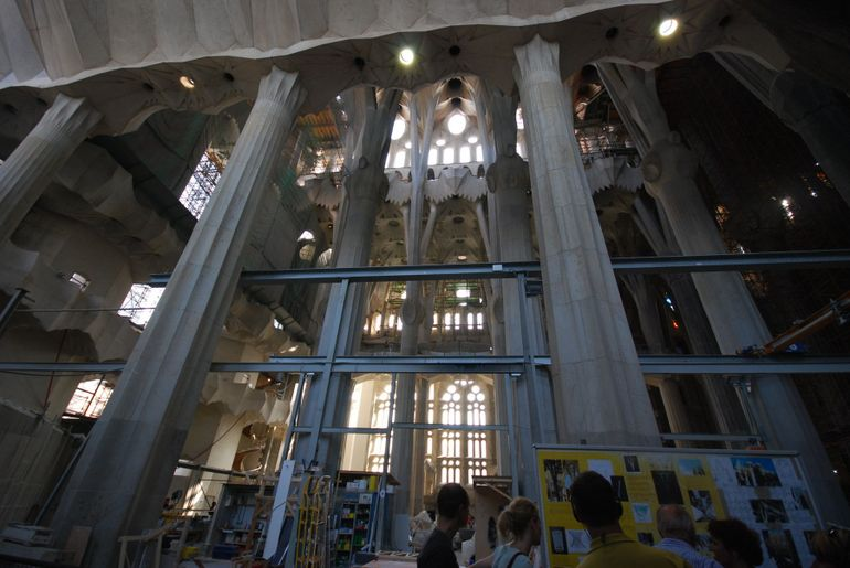 La Sagrada Familia Visitors Info - Barcelona