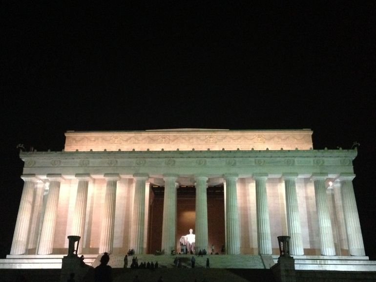 Lincoln Monument - Washington DC