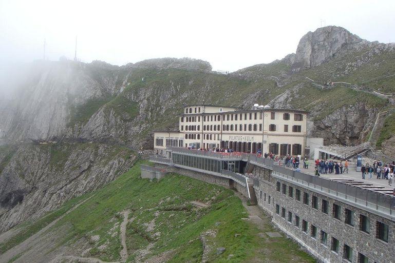 Mount Pilatus - Zurich