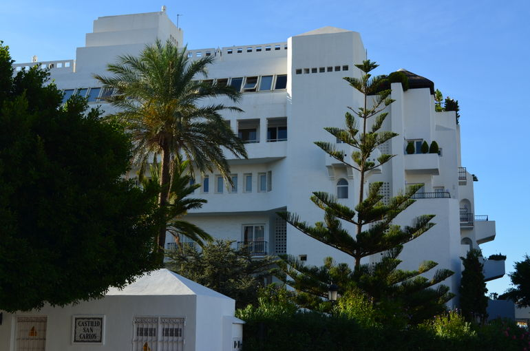 New Apartment blocks - Malaga
