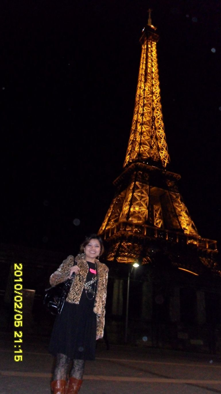 Night beauty - Paris
