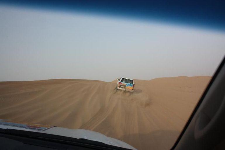 on the move - Dubai