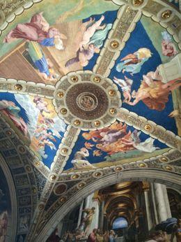Vatican trip , Janette M - July 2015