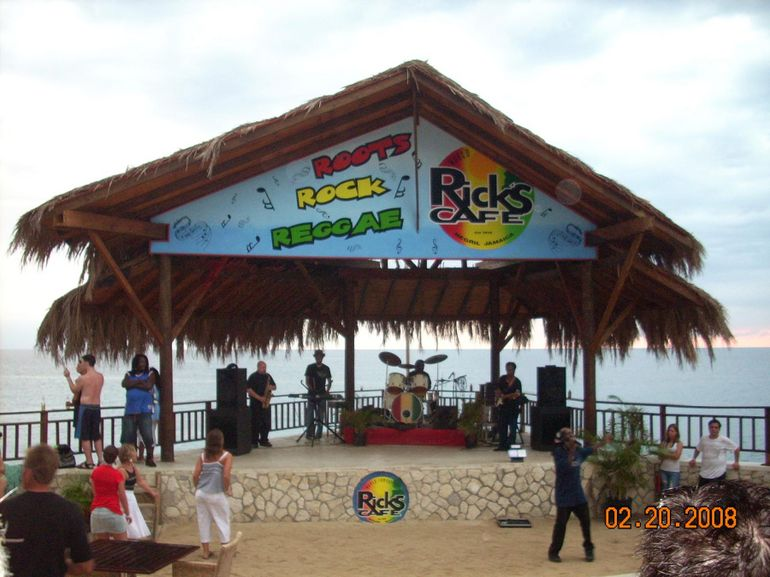 Ricks Cafe - Montego Bay