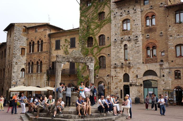 San Gimingano - Florence