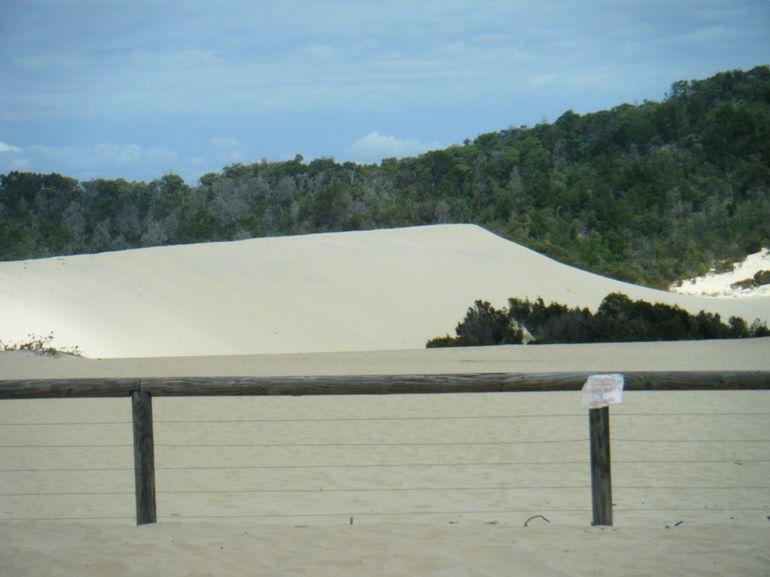 Sand dunes - Brisbane