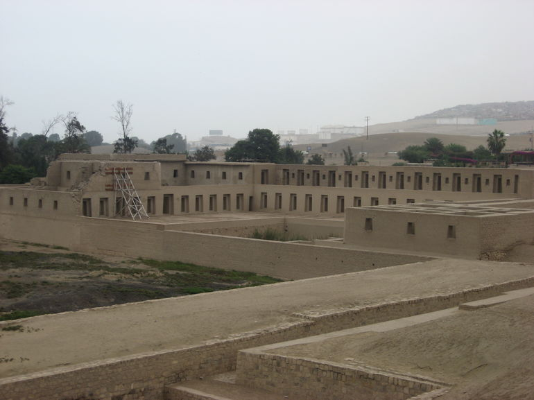 Temple of Chosen Women - Lima