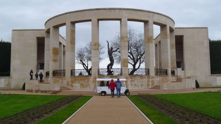 The American War Cemetery - Paris