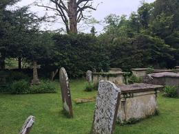 Beautiful old cemetery in Castle Combe , Kristen G - August 2016