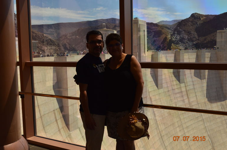 The Hoover Dam experience.