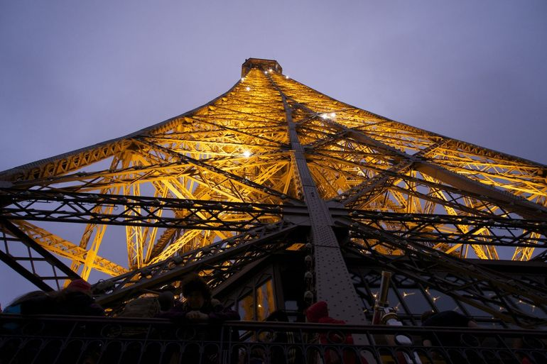 Skip the Line: Small-Group Eiffel Tower Sunset Tour photo 26